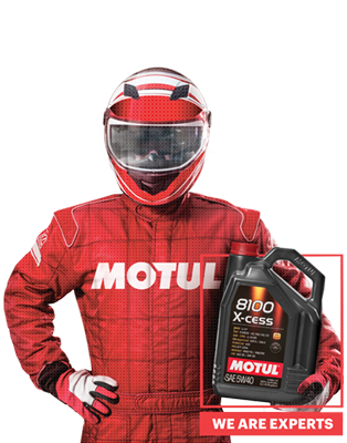 MOTUL- Advertising Agency